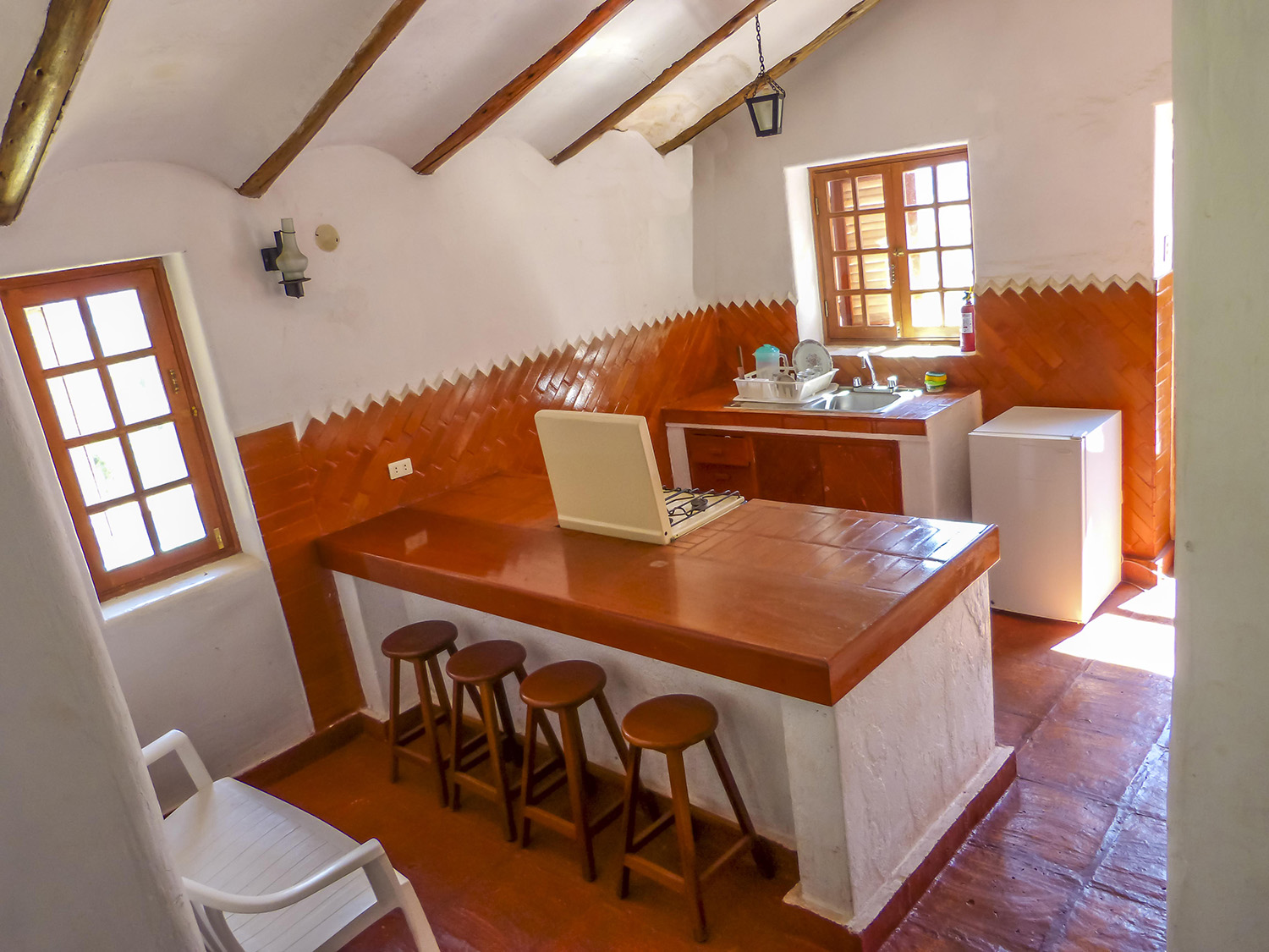 O 39 pal sierra resort for Sala comedor kitchenette